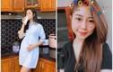 Báo tin vui lần hai, vợ Phan Văn Đức lộ sắc vóc phát mê