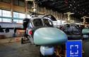 Cận cảnh quy trình sản xuất trực thăng Ka-52 Alligator