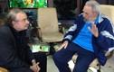Cựu lãnh đạo Cuba Fidel Castro tái xuất
