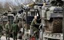 350 xe bọc thép, xe tải ở Crimea được chuyển tới Ukraine