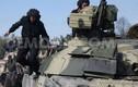 Ukraine hối hả tập trận bắn đạn thật