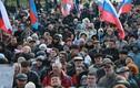 Rộ biểu tình ở Kharkov đòi tự trị các tỉnh đông nam Ukraine