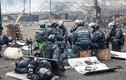 Đặc nhiệm Berkut là mục tiêu của các tay súng bắn tỉa