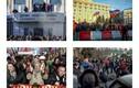 Toàn cảnh làn sóng biểu tình ở đông nam Ukraine