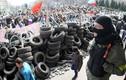 """Ukraine """"mở lối thoát"""" cho người biểu tình miền Đông"""