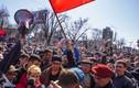 Dân quân Ukraine sang Nga kêu gọi sự trợ giúp