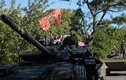 Ukraine giao tranh với đoàn xe tăng Nga ở Lugansk