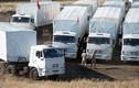 Nga chuẩn bị cho chuyến hàng viện trợ thứ 4 sang Ukraine