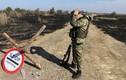 Ukraine xây xong một phần bức tường dọc biên giới với Nga