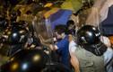 Cận cảnh cuộc biểu tình đòi dân chủ của dân Hồng Kông