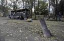 Thương tâm cảnh dân thường Donetsk tử nạn do pháo kích