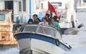 Dân Triều Tiên háo hức ngắm Trung Quốc bằng du thuyền