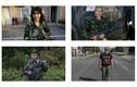 Những bóng hồng trên chiến trường miền đông Ukraine