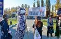 Dân Ukraine biểu tình tẩy chay hàng Nga