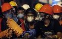 Thời trang bảo hộ độc đáo của người biểu tình Hồng Kông