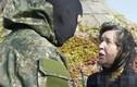 Cận cảnh lễ xuất quân của lính tình nguyện Ukraine