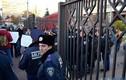 Không được tham dự phiên tòa, cực hữu Ukraine náo loạn Kiev