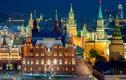 Hình ảnh Moscow độc đáo nhìn từ không trung