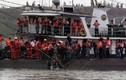 Nghe thấy tiếng kêu cứu trong tàu chìm ở sông Dương Tử