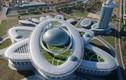 Choáng ngợp các công trình kiến trúc hiện đại ở Triều Tiên