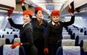 Muôn vẻ nữ tiếp viên hàng không xinh đẹp trên thế giới