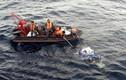 Video: Những hình ảnh đầu tiên của CASA 8983 dưới đáy biển