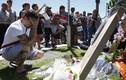 Ảnh: Dân Pháp tưởng nhớ các nạn nhân khủng bố ở Nice