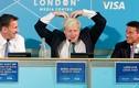 Những cử chỉ tức cười của Ngoại trưởng Anh Boris Johnson
