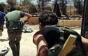 Chùm ảnh nhóm Jeish Al-Fatah tháo chạy ở nam Aleppo