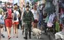 Chùm ảnh an ninh thắt chặt sau loạt đánh bom ở Thái Lan