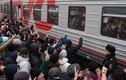 Chùm ảnh thanh niên Nga lên đường nhập ngũ