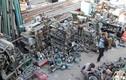 Loạt ảnh độc đáo chợ phế liệu ở Syria