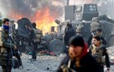 Chùm ảnh chiến sự ở Mosul đạt bước tiến mới