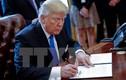 TT Donald Trump ký sắc lệnh xây bức tường dọc biên giới Mỹ-Mexico