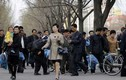 Chùm ảnh Triều Tiên tưng bừng chuẩn bị cho ngày lễ lớn