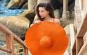 Hồ Ngọc Hà chăm diện váy đẹp dịu dàng khi mang thai