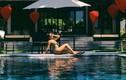 Rich kid Tiên Nguyễn đẹp nóng bỏng với mẫu áo tắm thời thượng