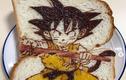Ngắm tác phẩm nghệ thuật trên những lát bánh mì xinh xắn