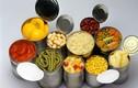 Thực phẩm đóng hộp tiềm ẩn nguy cơ gây ngộ độc