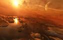 """Ngắm """"vùng biển"""" hình thành từ khí methane nằm giữa vũ trụ"""