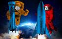 """Jeff Bezos và Elon Musk đang """"chạy đua vũ trụ"""" vô cùng gay cấn"""