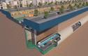 Dự án hầm ngầm khổng lồ chống ngập và giảm ùn tắc dọc sông Tô Lịch