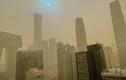 Giải mã mặt trời ở Trung Quốc chuyển xanh lam quái dị