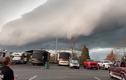 Giải mã mây sóng thần khổng lồ nuốt chửng Tennessee khiến giải đua xe hủy bỏ