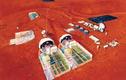Con người bắt đầu phát triển thực đơn để định cư trên sao Hỏa?