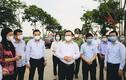 Bí thư Thành ủy Hà Nội Đinh Tiến Dũng: Nơi có dịch phải ra quân tổng lực