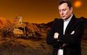 Elon Musk bật mí mối lo của trái đất, cần mang sự sống lên sao Hỏa