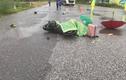 Vụ 2 người bị sét đánh tử vong tại Hà Nội: Cháy xém mũ bảo hiểm