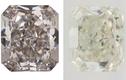 """Phát hiện kim cương đổi màu như """"tắc kè hoa"""", biết giá là choáng"""