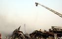 Cháy lớn ở nhà máy sản xuất vỏ điện thoại Samsung